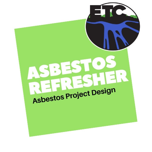 Asbestos Project Designer – Refresher (8 hours):