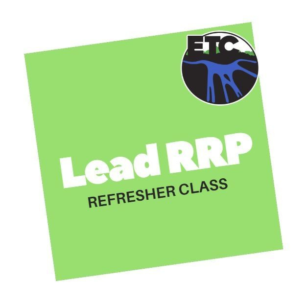 Lead Safety for Renovation, Repair and Painting (RRP) -Refresher (4 Hours)