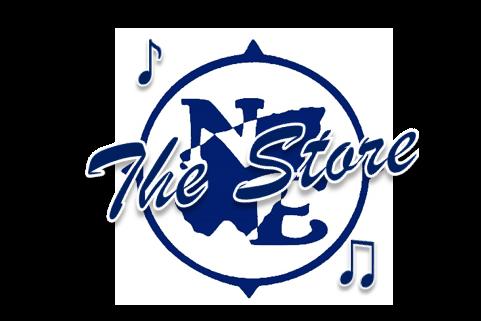 NEHS Music Department Store