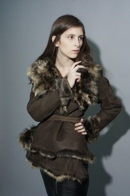 Tuscany ​Sheepskin Coat