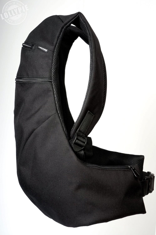 Black Anatomic Backpack