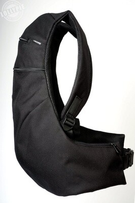Black Anatomic Backpack