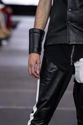 Men's Leather Bracelet Wallet