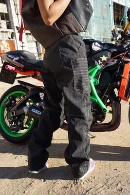 Moto Jeans