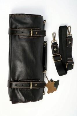 Премиум кожаный чехол для хранения ножей