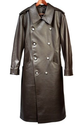 Examples of work raincoat men's tailoring to order