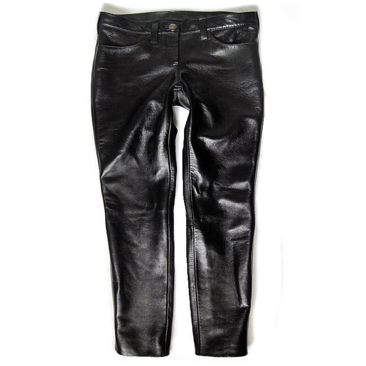 Пошив кожаных брюк на заказ