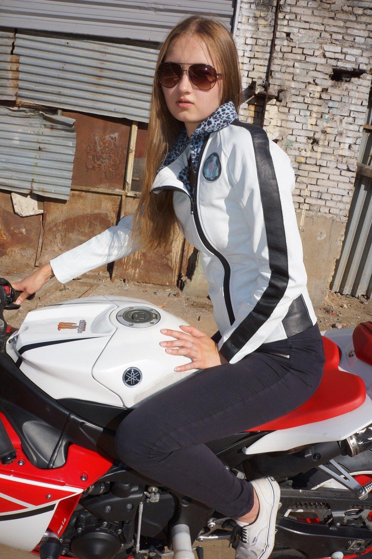 Мотокуртка на заказ