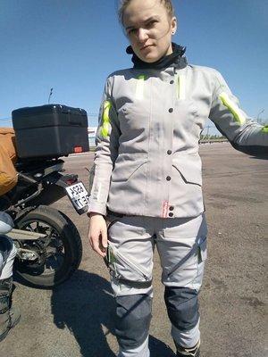 Мотокостюм текстильный на заказ