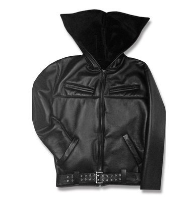 Куртка канадка Leather Jacket