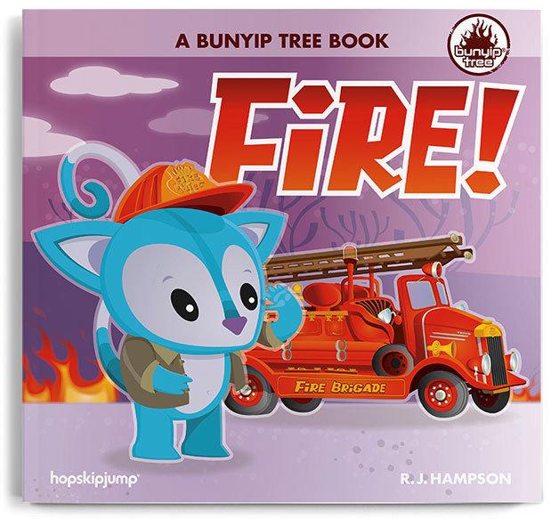 Fire! BTSCB0003