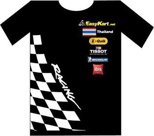 Pattaya - Fast Kart (4 races + FREE collector T-Shirt)