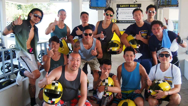Pattaya 快速卡丁车 (2次) - Fast Kart (2 races)