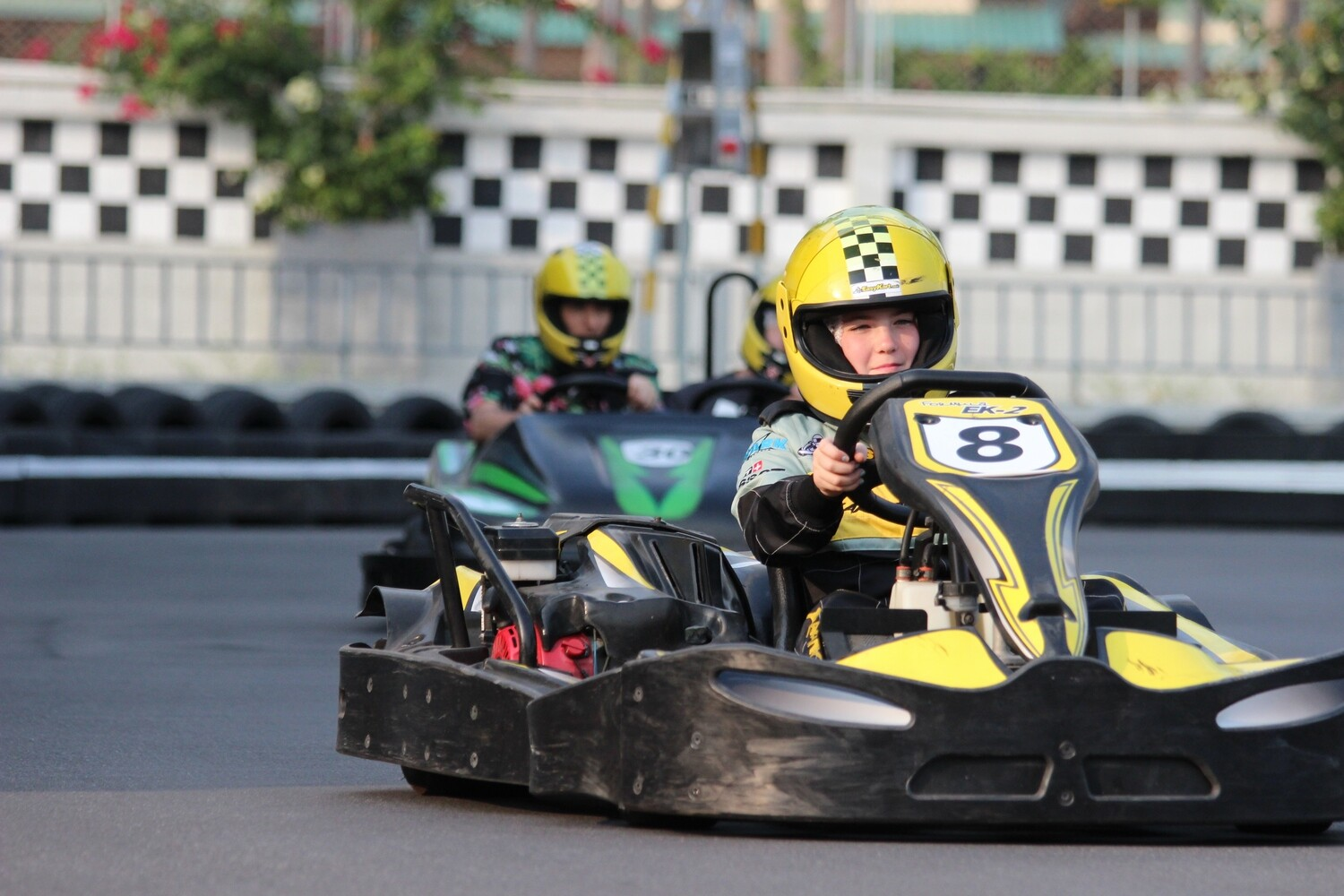 Pattaya 常规卡丁车 (1次) - Regular kart (1 race)
