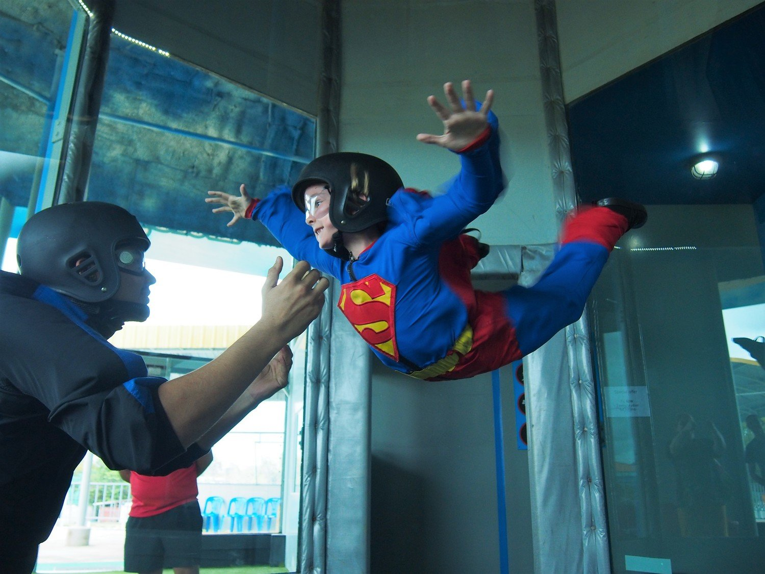 First timer - Below 140 cm height (2 skydives)