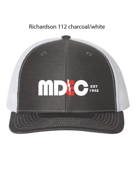 Richardson Gray/White Structured- One Size