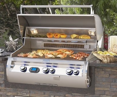 Echelon Built In Barbecue Grill