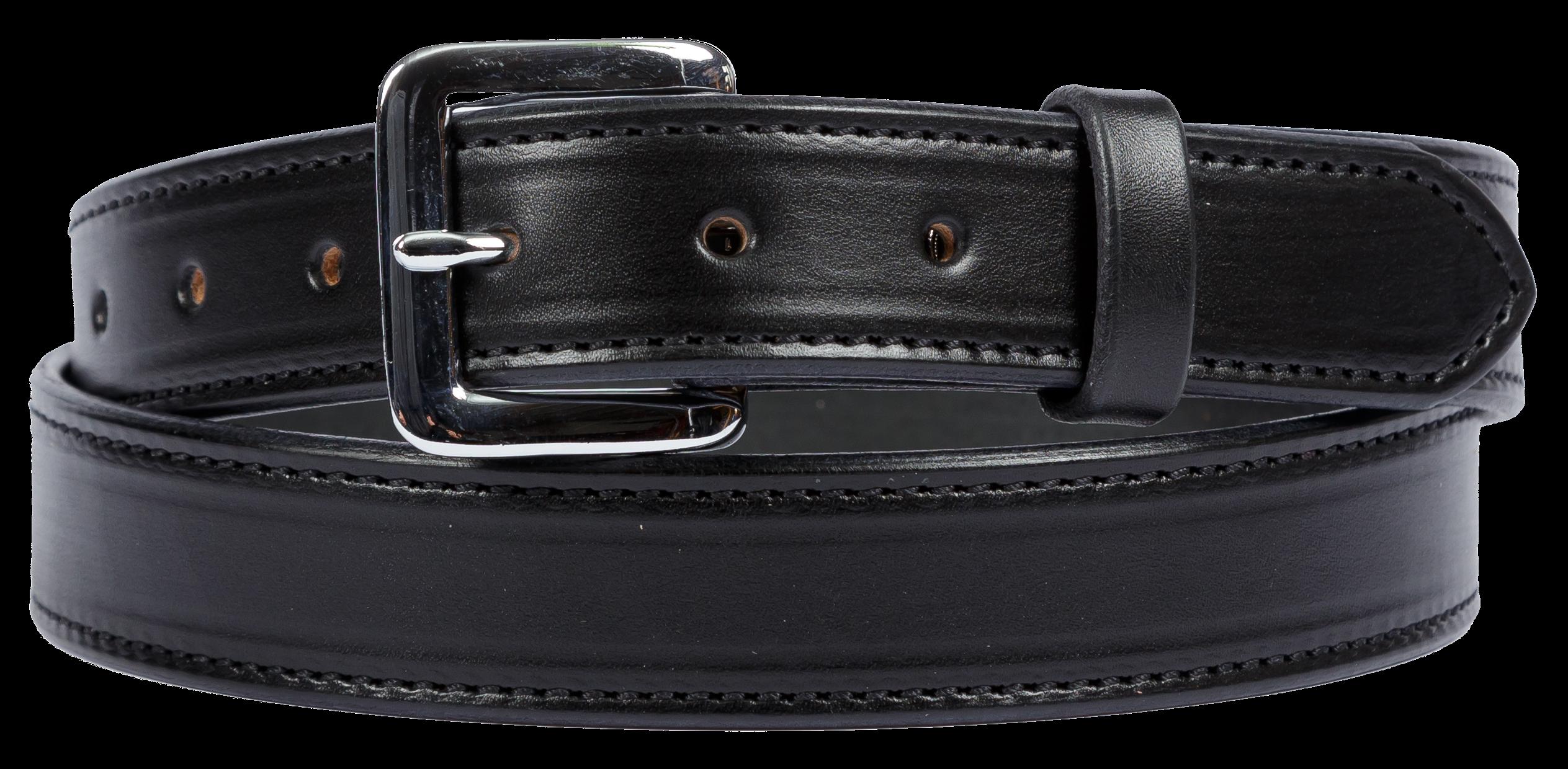 Bridle Leather Belt Stitched Work/Dress Belt 102-01