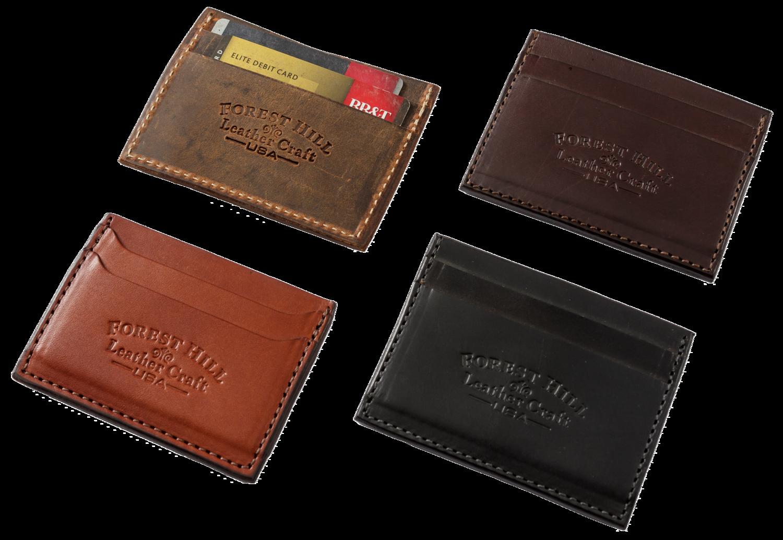 5 Slot Card Wallet