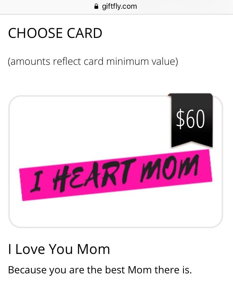 Order Digital Gift Cards at Giftfly.com