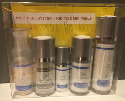 Rhonda Allison Mid-Deep Post-Care Kit