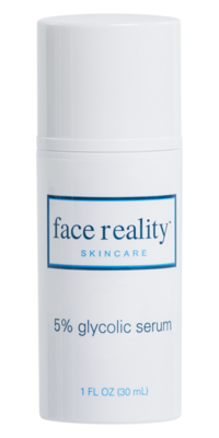 Face Reality 5% Glycolic Serum