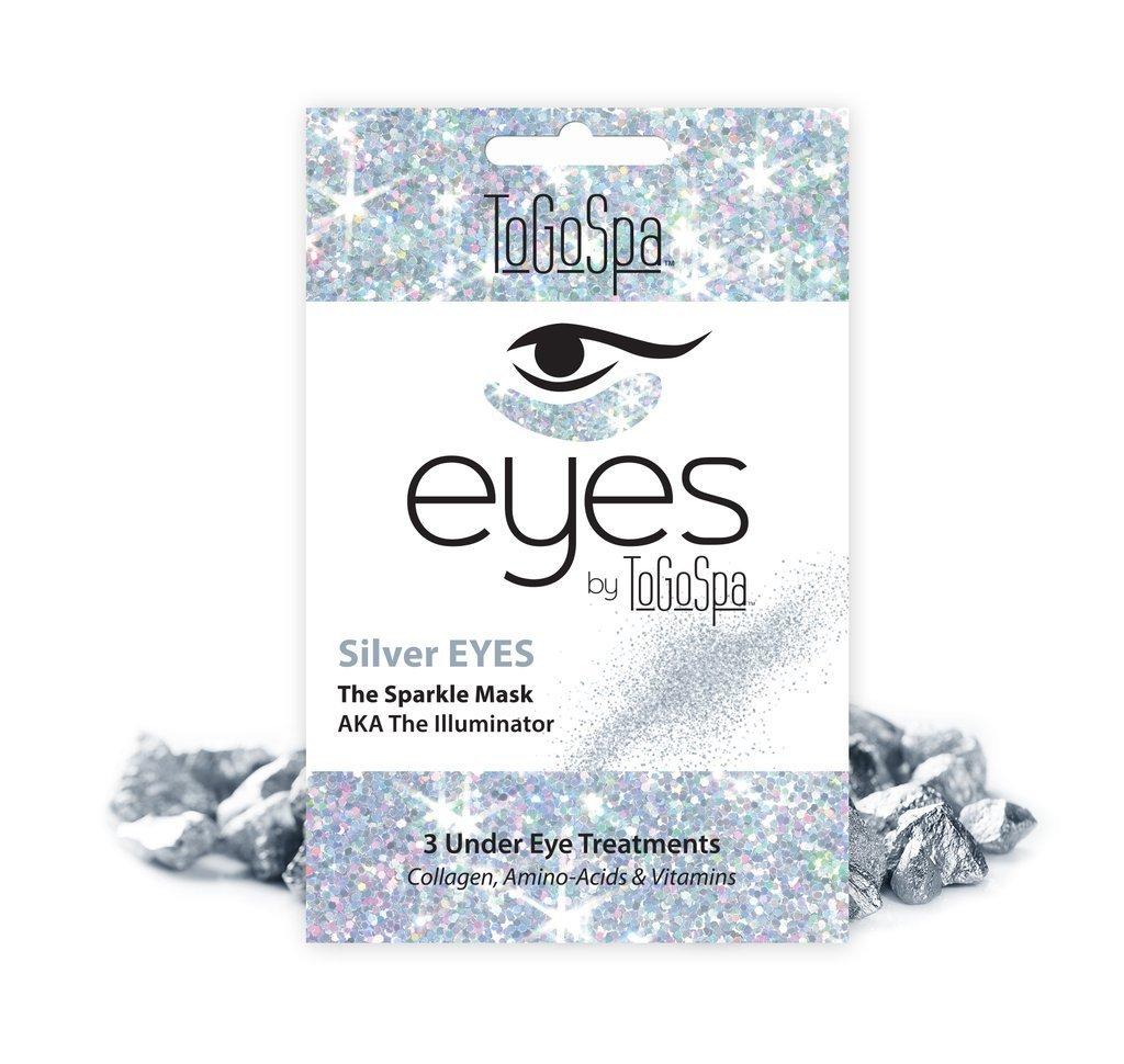 Silver Eyes by ToGoSpa