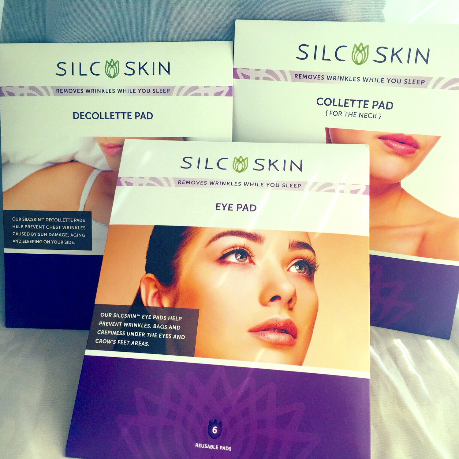 Silcskin Deal ALL THREE