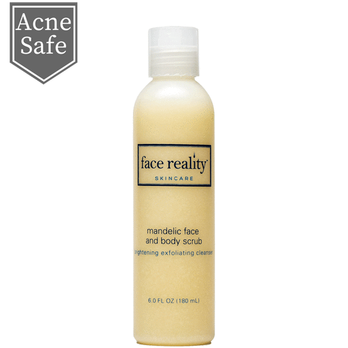 Face Reality Mandelic Face and Body Scrub