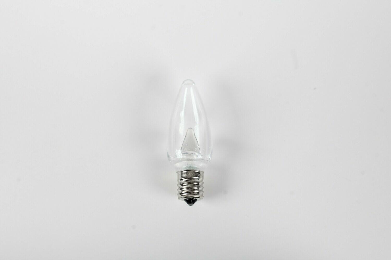 Cool White C9 Smd Smooth Bulb Led Christmas Lights