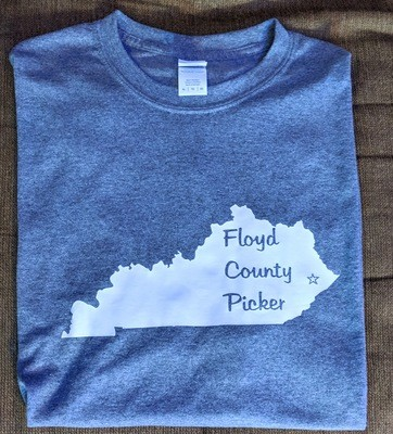 XL Gray Floyd Co. Picker Tee