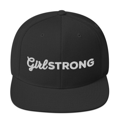 GirlSTRONG Snapback Hat