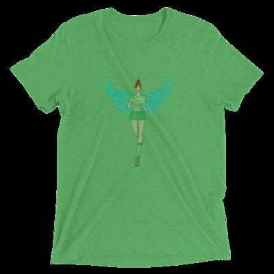 Green Avatar Unisex Tee