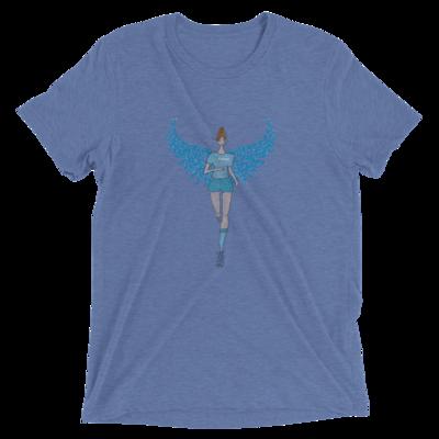 Blue Avatar Unisex Tee