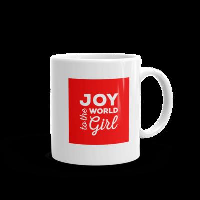 Joy to the world, Girl!