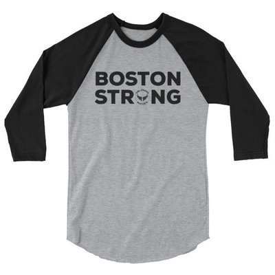 GSN City Girl Boston Unisex Shirt