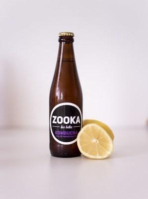 Kombucha-Lemon 340ml