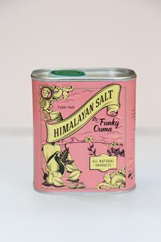 Funky Ouma-Himalayan Pink Salt TIN 320g