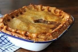 Pie - Beef Family Size 1kg