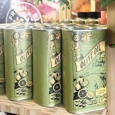 Funky Ouma-Olive Oil TIN 500ml