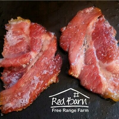 Bacon - Dry cured bacon SHOULDER 190g- 210g