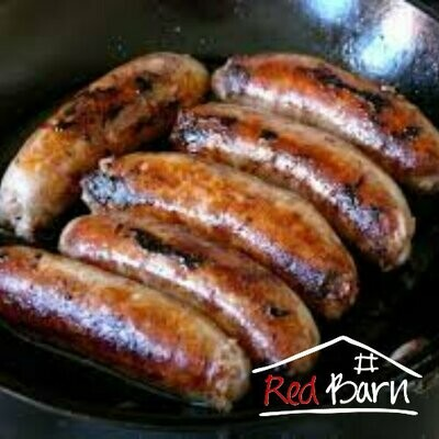 Pork Sausages - with Apple 500g