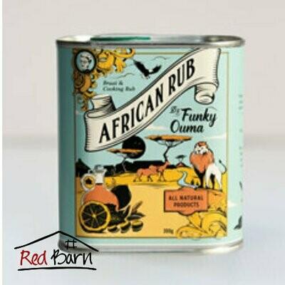 Funky Ouma-African rub TIN 185g