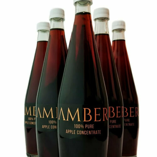 Apple Juice Concentrate - Amber 750ml