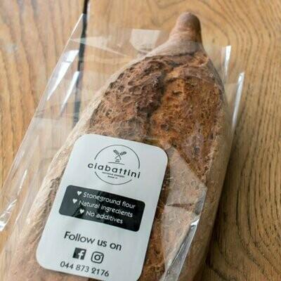 Bread - Wholewheat - Frozen