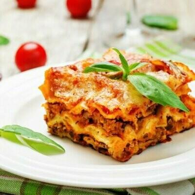 Beef Lasagne - Family 1kg