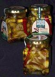 Pickled Shiitake Mushroom in Olive Oil