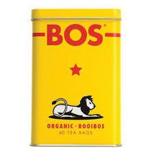 Rooibos Tea - certified ORGANIC Tin 40 Sachets