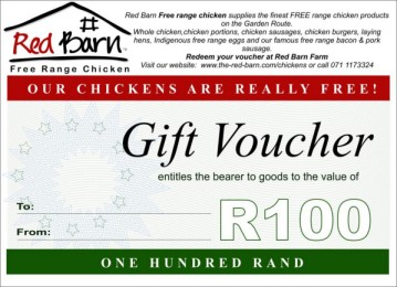 Gift Voucher R100