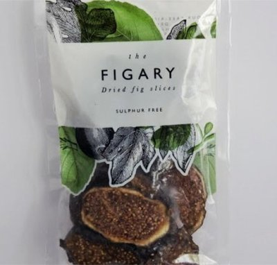 Dried Fig Slices 200g sulphur free